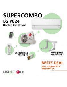 Super Combo Airco LG PC24...