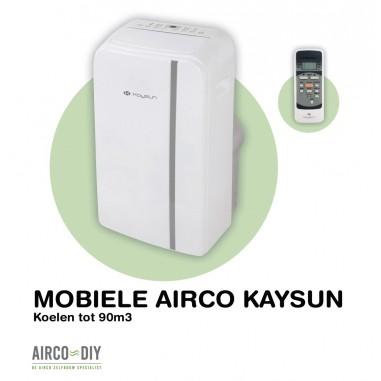 Mobiele Airco Kaysun KP-35 CP10 - 3,5...
