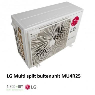 LG MU4R25 U21  Multi F invertor...