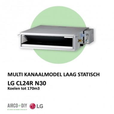 LG CL24R N30 Multi Kanaalmodel Laag...
