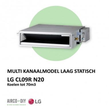 LG CL09R N20 Multi Kanaalmodel Laag...