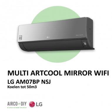 LG AM07BP NSJ Multi Artcool Mirror...