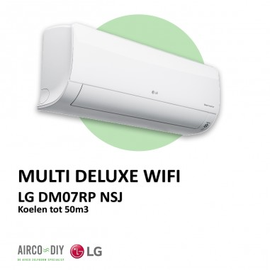 LG DM07RP NSJ Multi Deluxe WiFi...