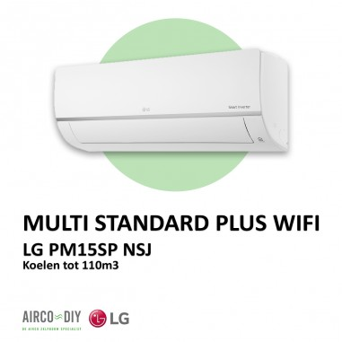 LG PM15SP NSJ Multi Standard Plus...