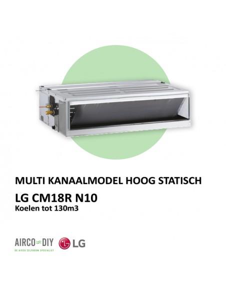 LG CM18R N10 Multi Kanaalmodel Hoog statisch