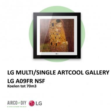 LG A09FR  NSF Multi/Single Artcool...