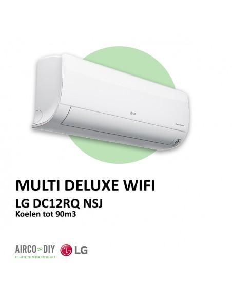 LG DC12RQ NSJ Multi Deluxe WiFi wandmodel