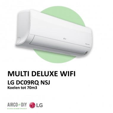 LG DC09RQ NSJ Multi Deluxe WiFi...