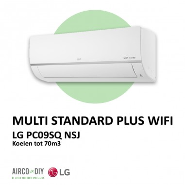 LG PC09SQ  NSJ Multi Standard Plus...