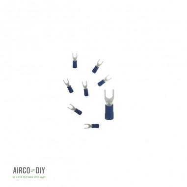 Aansluitvorken elektriciteit airco