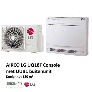 Airco LG UQ18 Single Split - 5KW...