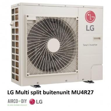 LG MU4R27 U40  Multi F invertor...