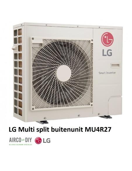 LG MU4R27 U40  Multi F invertor Buiten unit