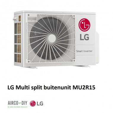 LG MU2R15 UL0  Multi F invertor...