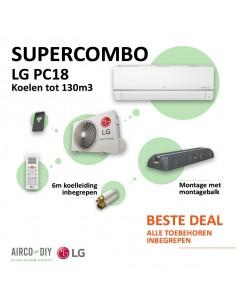 Super Combo Airco LG PC18...