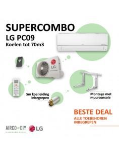 Super Combo Airco LG PC09...