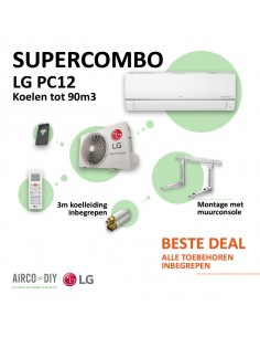 Super Combo Airco LG PC12...