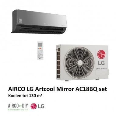 Airco LG Artcool AC18BQ WiFi Single...